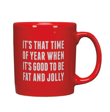 Fat and Jolly Mug