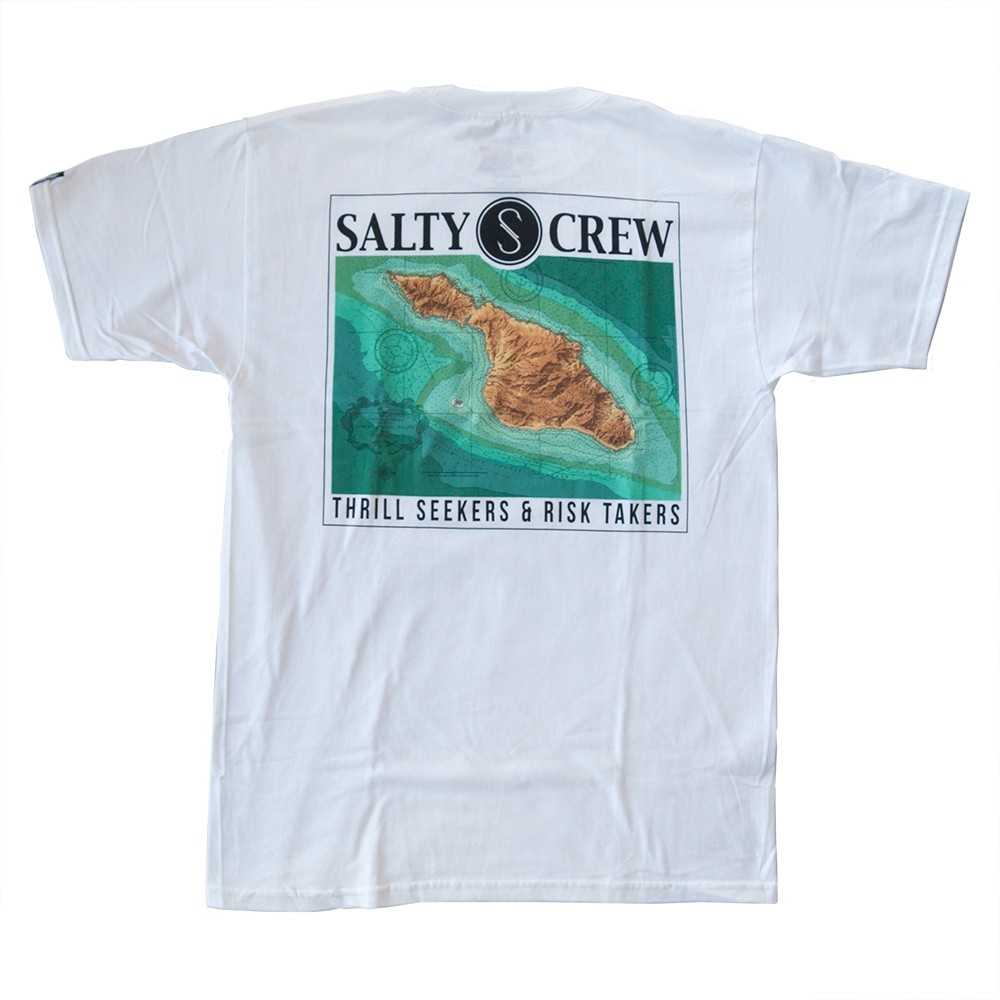 Salty Crew Catalina Tee