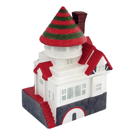 Holly Hill House Cookie Jar