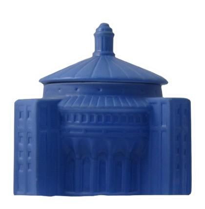 Colored Casino Candy Jar