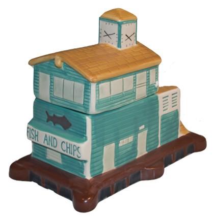 Pleasure Pier Candy Jar