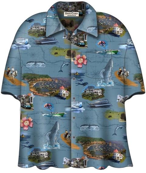 Catalina Camp Shirt