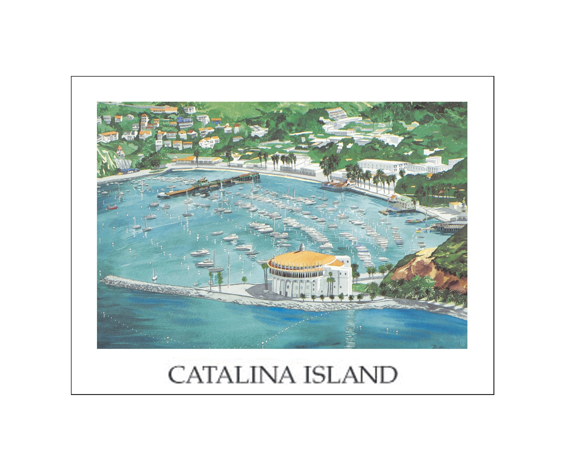 Catalina 2 Poster