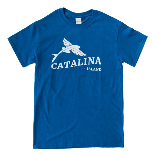 Flying Fish Catalina Tee