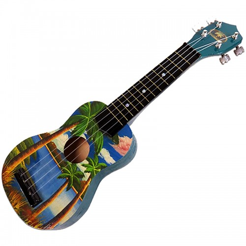 Palm Trees Ukulele