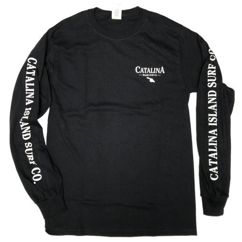 Long Sleeve Catalina Surf Co - Black