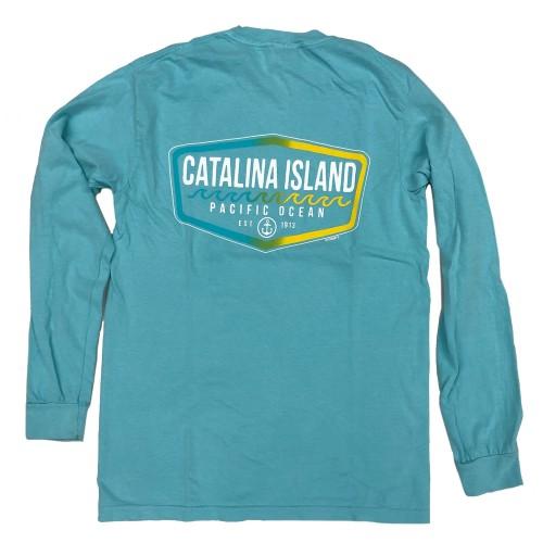 Shield Waves Long Sleeve T-Shirt