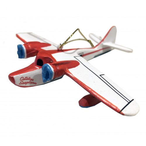 Catalina Seaplanes Christmas Tree Decoration