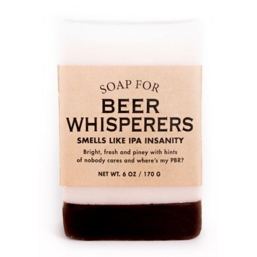 Soap for Beer Whisperers