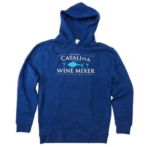 Catalina Wine Mixer Sweater - Royal