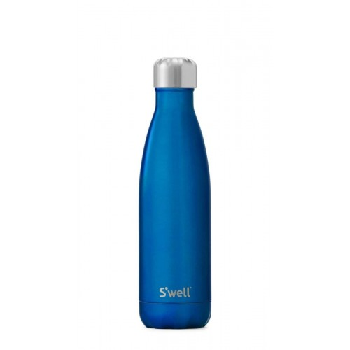 17oz Shimmer Ocean Blue Bottle - S'well