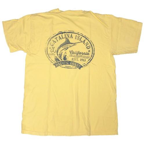 Stamp Marlin Short Sleeve T-Shirt