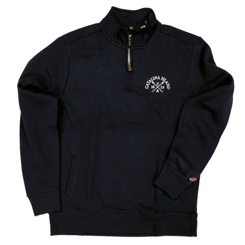 Catalina Island Zip Sweatshirt
